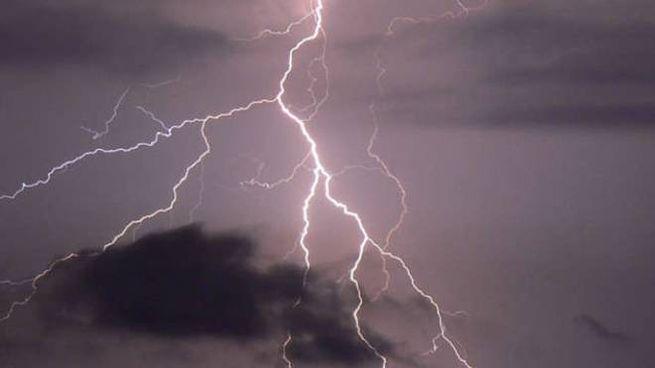Allerta per temporali e vento