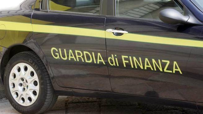 Guardia di Finanza (Newpress)