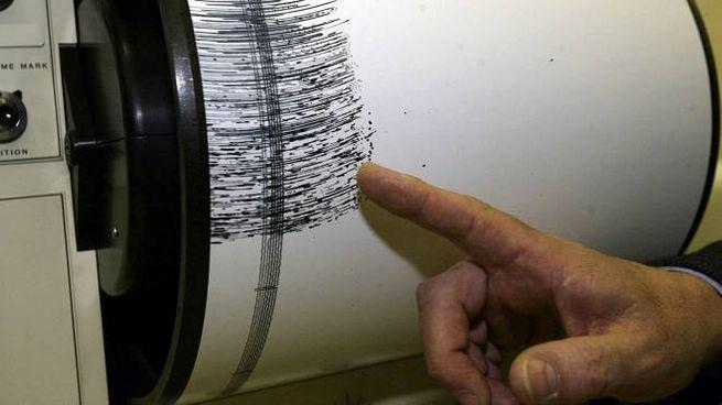 Una scossa di terremoto di magnitudo 5.4 è stata avvertita in tutte le Marche (Ansa)
