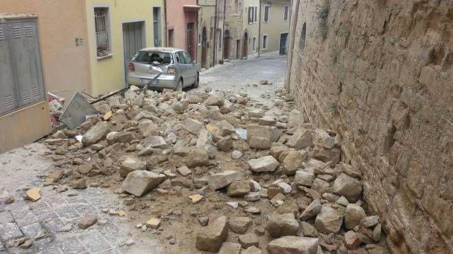 Terremoto nelle Marche (Dire)