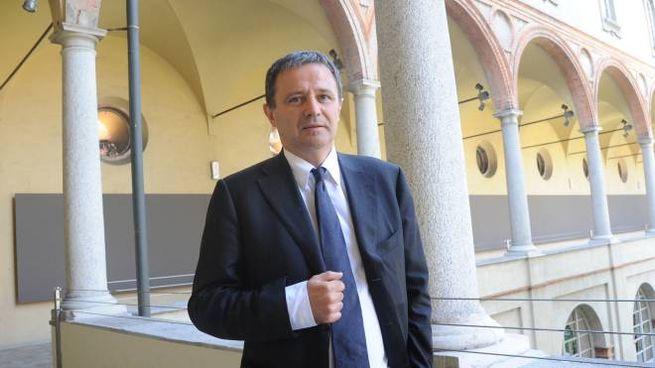 Il rettore Gianluca Vago