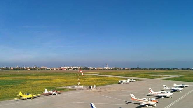 L'aeroporto di Fano