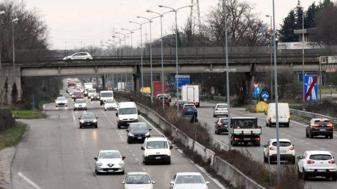 Traffico sulla Milano-Meda