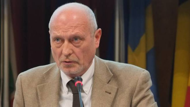 Il presidente di Livia Tellus Gianfranco Marzocchi (foto Frasca)