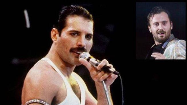 """Caro Freddie..."", così Cesare Cremonini ricorda Freddie Mercury"
