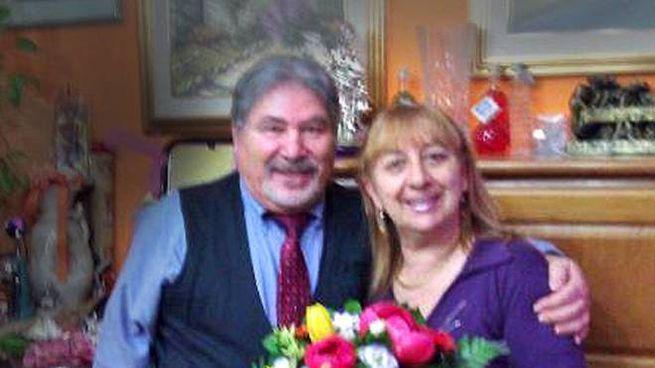 Antonio Tizzani e Gianna Del Gaudio (De Pascale)