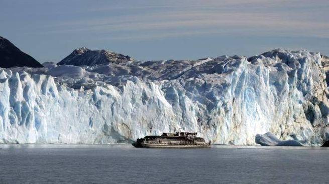 Clima, 2016 il più caldo di sempre. Foto: ghiacciaio Perito Moreno in Argentina (Ansa)