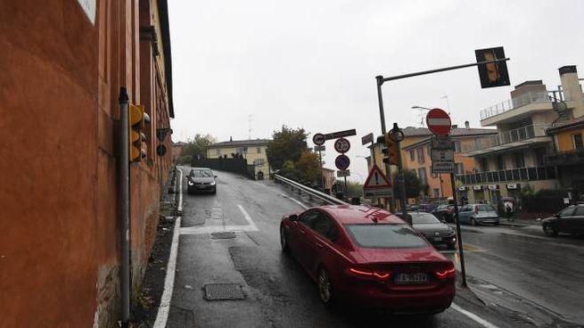 Via di San Luca presa di mira dai ladri
