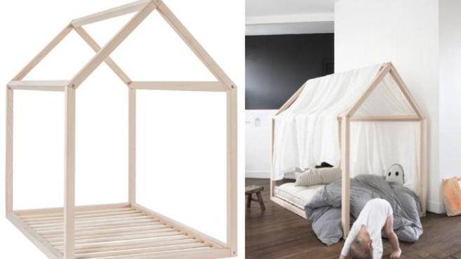 Come Costruire Un Letto In Legno Per Bambini.Ispirazione Nordica Per La Cameretta Dei Bambini Tempo