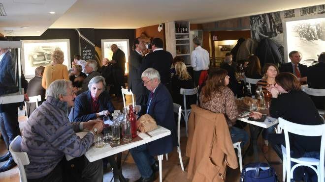 """Il ristorante """"Adesso Pasta Car"""", in via IV Novembre 12"""