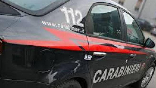 I carabinieri (foto di archivio)