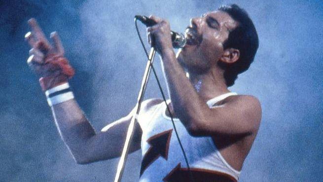 Freddie Mercury (1946-1991) - (Foto: Olycom)