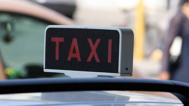 Un taxi (Germogli)