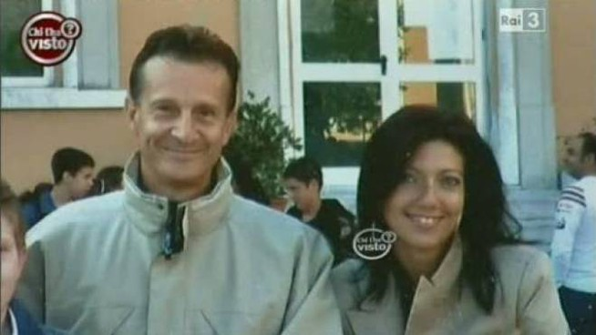 Antonio Logli e la moglie Roberta Ragusa