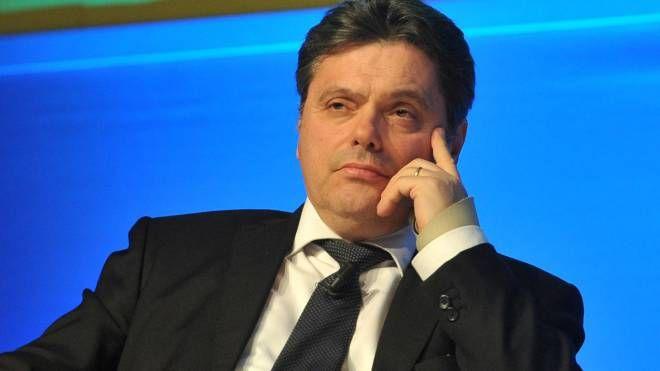 Alessandro Vandelli, ad di Bper Banca (foto Newpress)