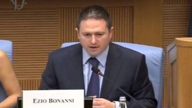 L'avvocato Ezio Bonanni, presidente dell'Ona