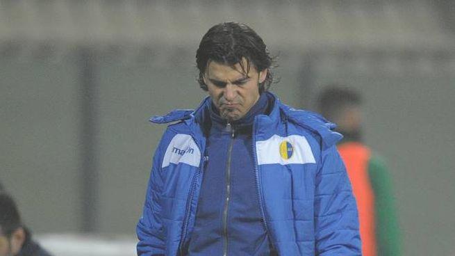 Anche a Santarcangelo è arrivata una sconfitta per il Modena di Simone Pavan