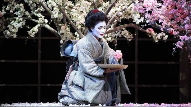 Cho cho San, Madama Butterfly
