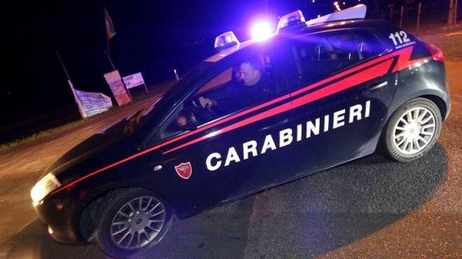Carabinieri in azione nella notte