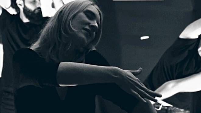 Roberta Pesenti, esperta di linguaggio dei segni