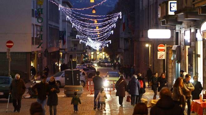 Natale a Sondrio (Orlandi)