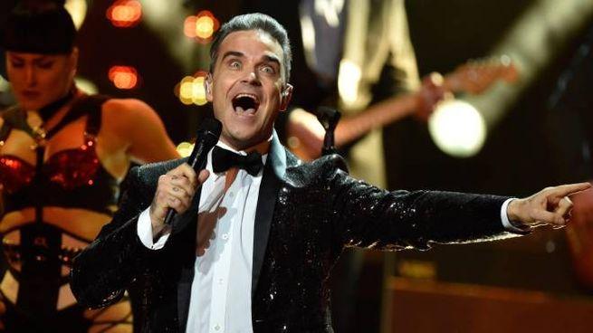 Robbie Williams (foto Ansa)