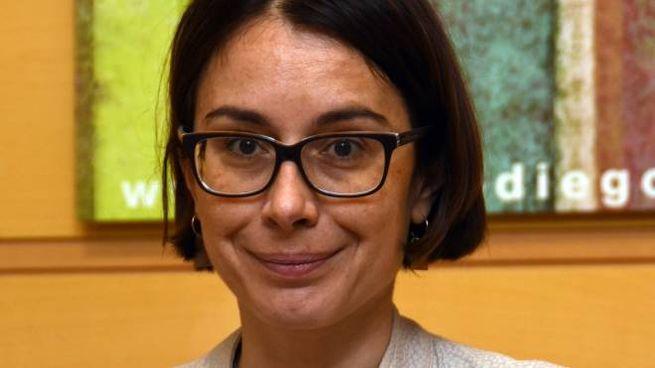 Elisa Giovannetti, assessora alla Cultura e Politiche giovanili del Comune di Forlì