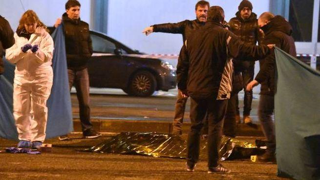 Anis Amri ucciso a Milano (Dire)