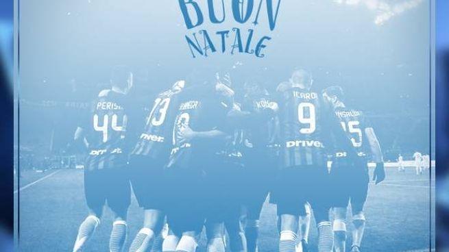 Auguri Di Buon Natale Inter.Inter Buon Natale In Tutte Le Lingue Sport Calcio Quotidiano Net