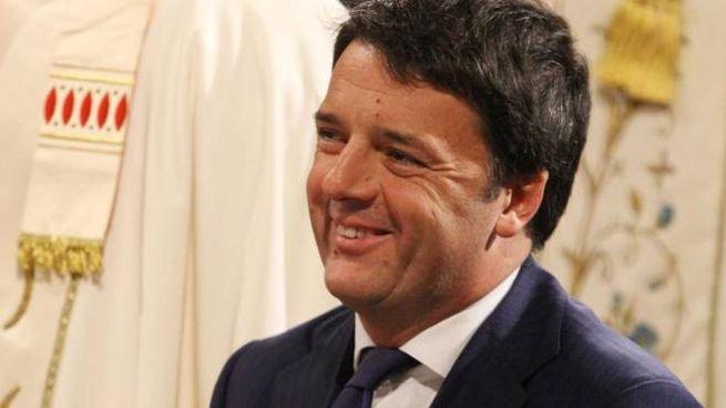 Matteo Renzi (Ansa)