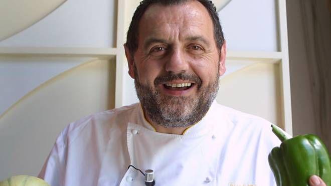 Lo chef Gianfranco Vissani