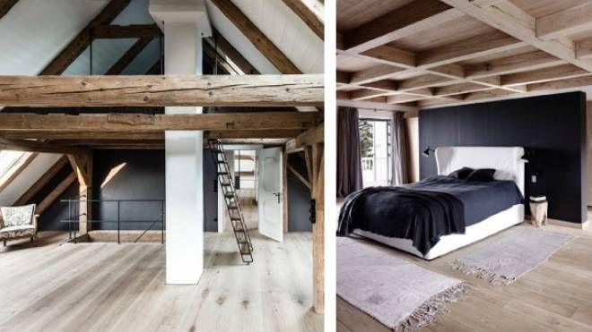 Soffitto Travi A Vista Bianco travi a vista per uno stile contemporaneo - tempo libero