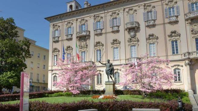 Palazzo Mezzabarba, sede del Comune di Pavia