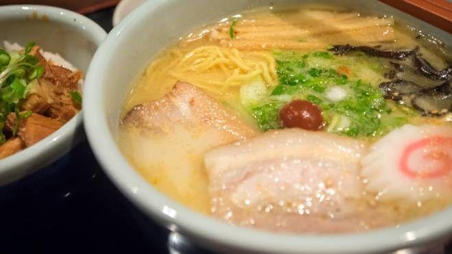Un piatto di ramen – Foto: Felix Choo / Alamy