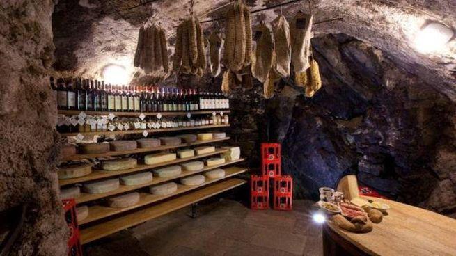 Un'immagine dello storico ristorante