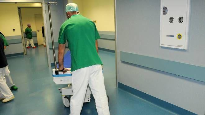 Ospedale di Legnano (Foto Roberto Garavaglia)