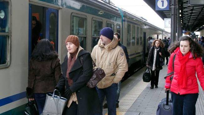 Treni senza riscaldamento, viaggiatori al gelo - Cronaca