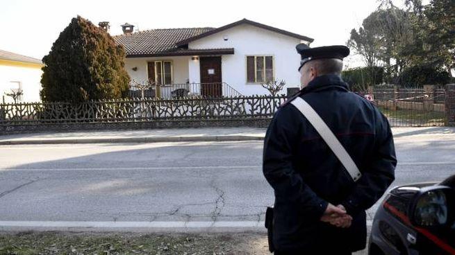 Duplice omicidio a Pontelangorino, la villetta del massacro (foto Businesspress)