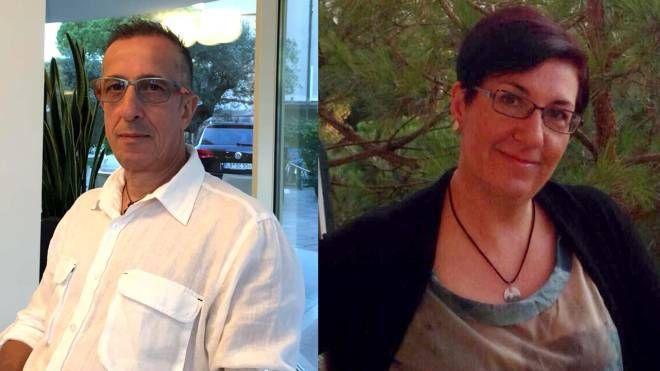 Salvatore Vincelli e Nunzia Di Gianni, coniugi uccisi a Pontelangorino