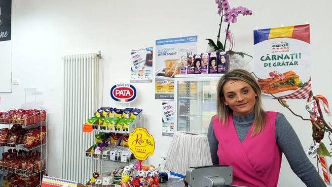 Ramona Donka, la titolare dell'attività