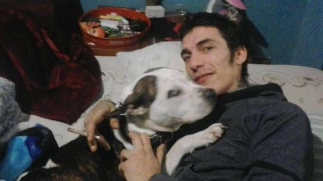 Federico Carnicci, 27 anni, morto a Roma nel luglio del 2015