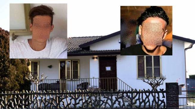 Coppia uccisa a Pontelangorino, il figlio e l'amico restano in carcere