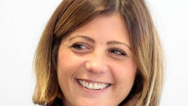 La sindaca Giulia Deidda