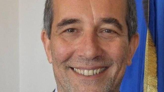 Il rettore dell'Università di Pisa, Paolo Mancarella