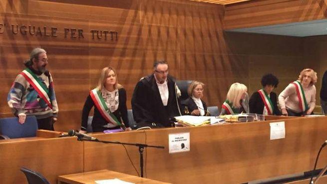 2247836bac1f I giudici della Corte d Assise di Udine