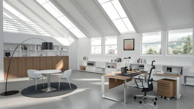 12 idee di design per creare l 39 ufficio a casa tempo for Design ufficio