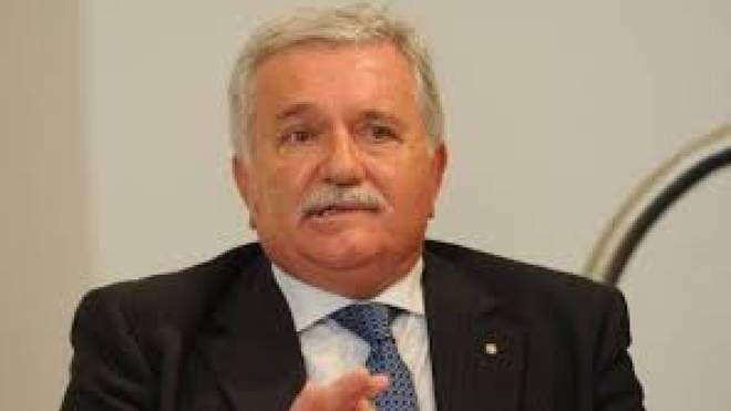 Il presidente Mencaroni