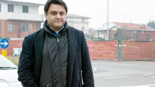 Il sindaco di Bollate, Francesco Vassallo