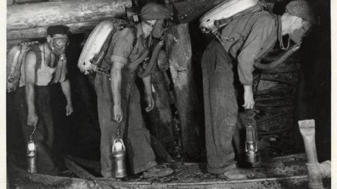 La miniera di Ribolla