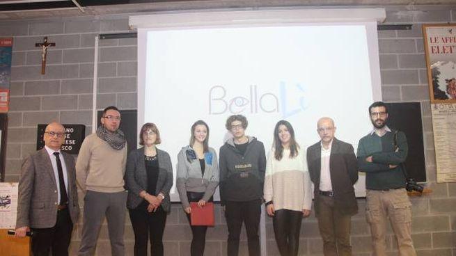Lissone, gli studenti dell'Ipsia ideatori dei loghi per il progetto BellaLì